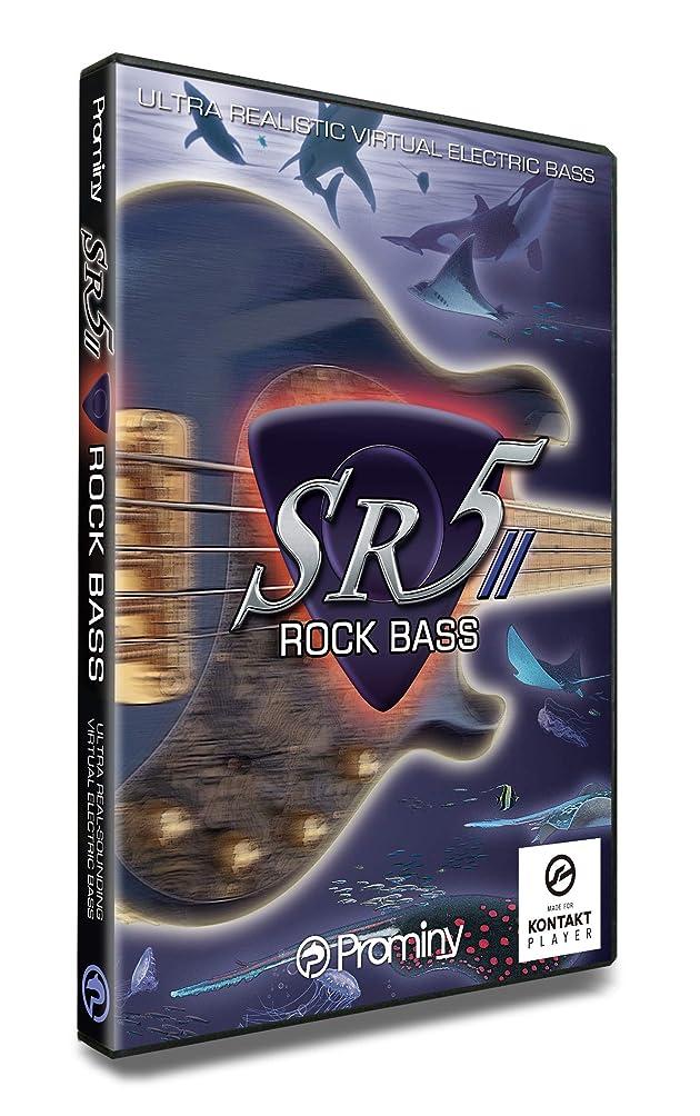 待ってプライバシーパットProminy SR5 Rock Bass 2