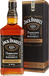 "Jack Daniel""s BOTTLED-IN-BOND Tennessee Sour Mash Whisky 1 x 1 l"