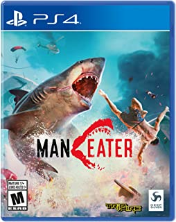 Maneater(輸入版:北米)- PS4