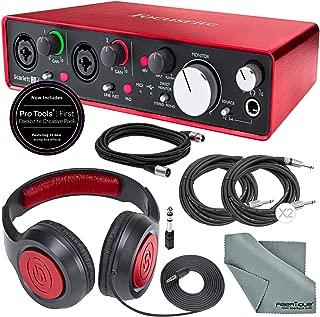Best focusrite 2i4 headphone amp Reviews