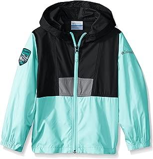 Columbia Girls' Flashback Windbreaker Park Edition Shell Jacket