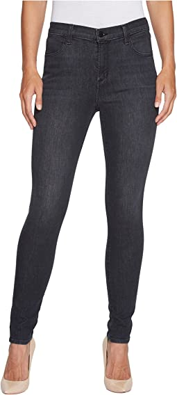 J Brand - Maria High-Rise Skinny in Fascination