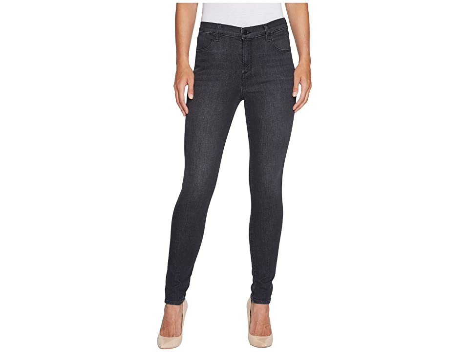J Brand Maria High-Rise Skinny in Fascination (Fascination) Women's Jeans