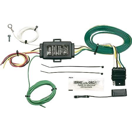 Amazon.com: Hopkins 42475 Plug-In Simple Vehicle Wiring Kit: Automotive | 2005 Jeep Liberty Trailer Wiring |  | Amazon.com