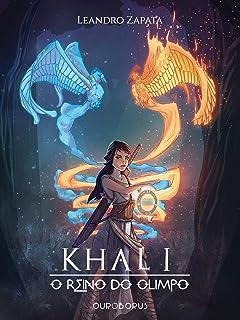 Khali: o Reino do Olimpo: Uma História do Sétimo Universo