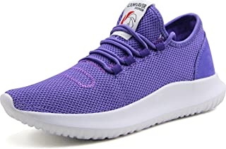 CAMVAVSR Women's Sneakers Fashion Lightweight Running Shoes Slip-On Casual Shoes for Walking