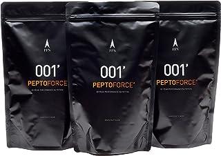 001'PEPTO FORCE 1.1(約5%OFFの300g×3袋セット) ペプトプロ®︎93%配合へ増量+ペプチドの吸収を高めるAstraGin®︎追加配合!