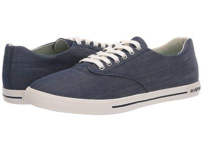 SeaVees Hermosa Sneaker Denim (Dark Navy) Men