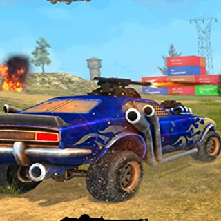 Cars Battleground Arena: Battle Game