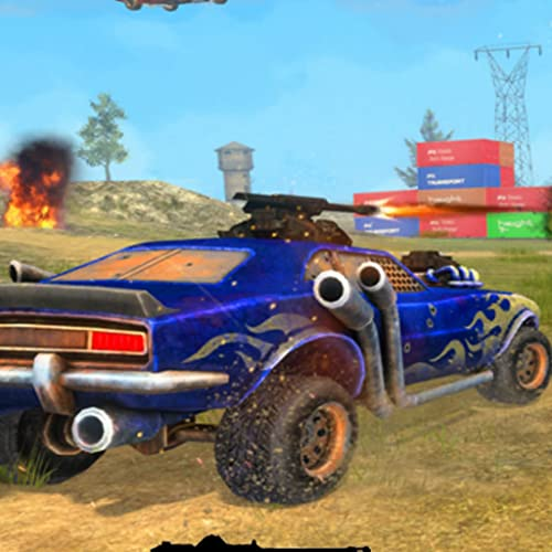 Cars Battleground Arena: Kampfspiel