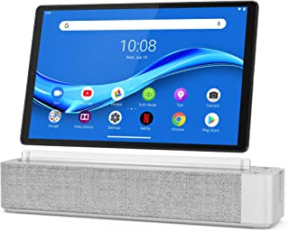 "Lenovo Smart Tab M10 Plus, 10.3"" Android Tablet, Alexa-Enabled Smart Device, Octa-Core Processor, 128GB Storage, 4GB RAM, ..."