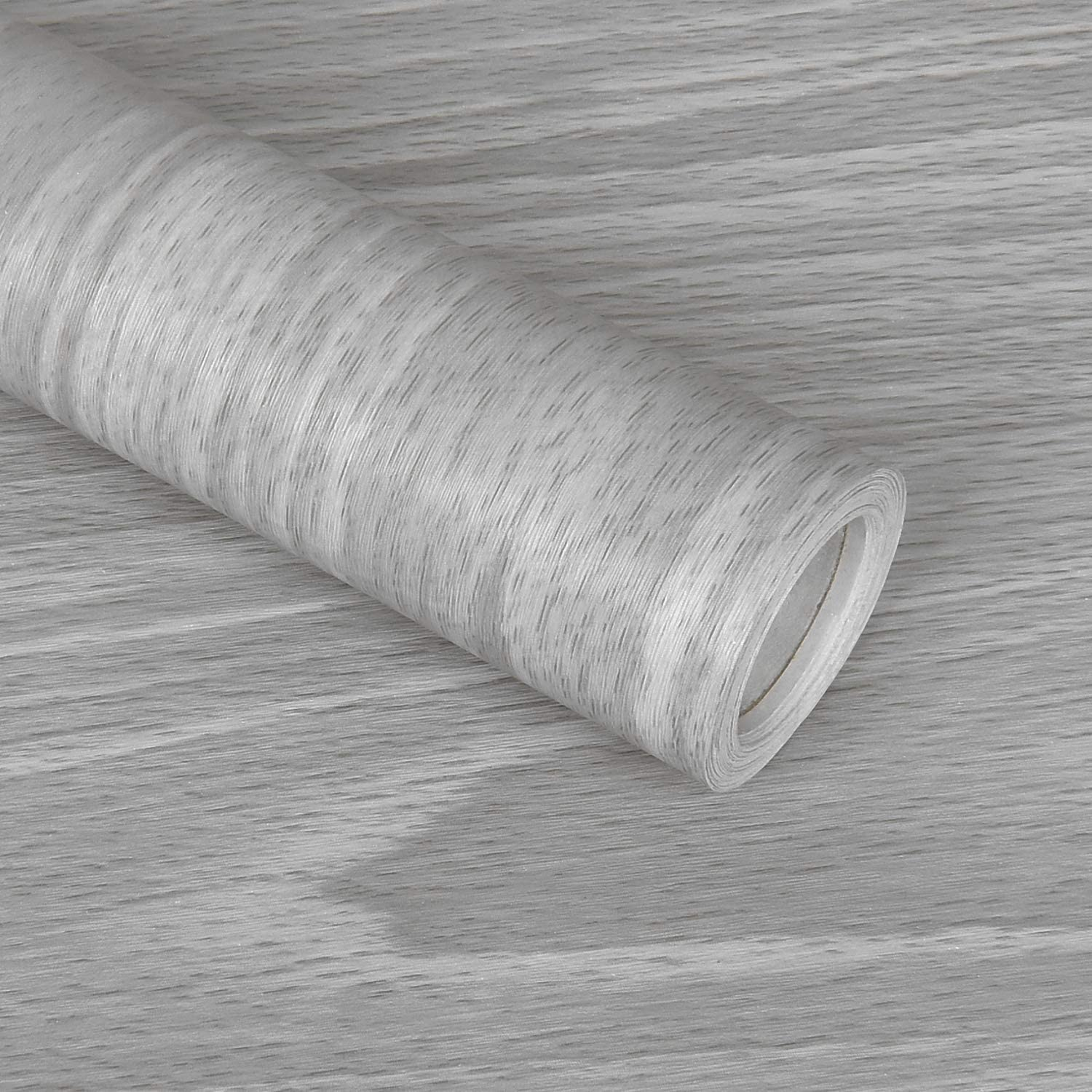 Melwod Gray Wood Free shipping on posting reviews Contact Daily bargain sale Paper 17.7 Textur Inch x 118 Grain
