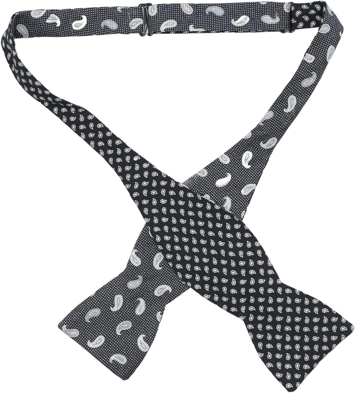 Edward Armah Men's Job Silk Bow Tie