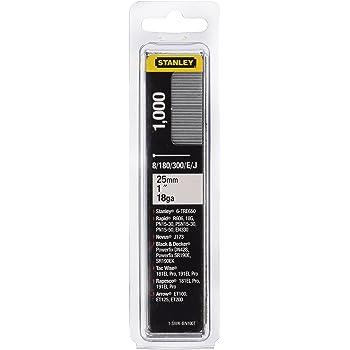 30mm Clavo // brad 8 // 300 // e // tipo j STANLEY 1-SWKBN1187T 1000 u.