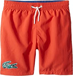 Classic Plain Swim Trunks (Little Kids/Big Kids)