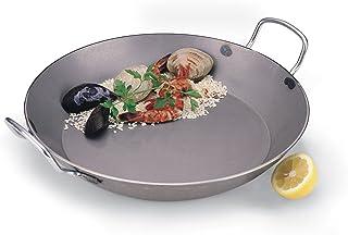 World Cuisine - Paellera de acero al carbono (22,8 cm)
