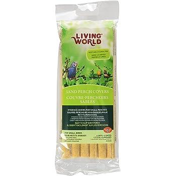 6-Pack Living World Sanded Perch Refill