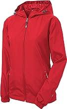 sport tek colorblock hooded sweatshirt