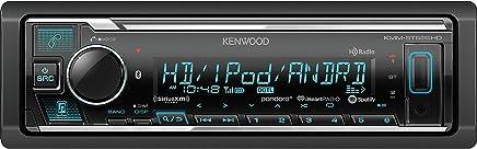 Kenwood KMM-BT518HD Digital Media Receiver w/Bluetooth and HD Radio