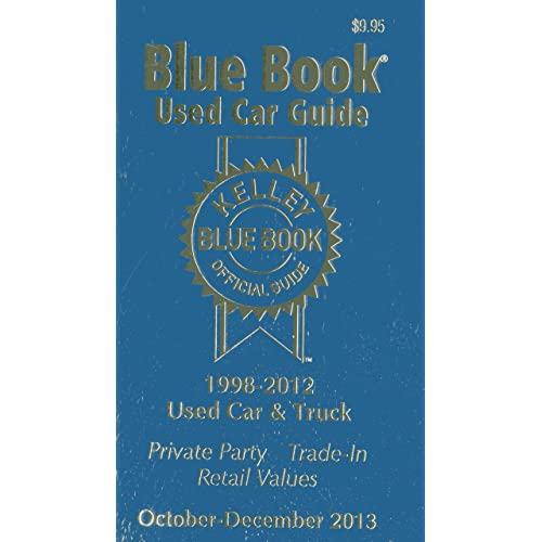 Kelley Blue Book Amazon Com