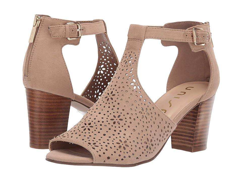 Unisa Premaa (Tan Putty) High Heels