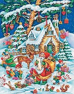 Santa's Helpers Advent Calendar (Countdown to Christmas)