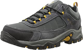 Columbia Men's Granite Ridge Waterproof Wide Boot, Breathable, Microfleece Lining