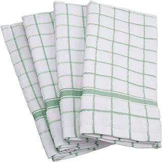 DII 100% Cotton, Machine Washable, Ultra Absorbant, Basic Everyday 16 x 26