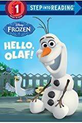 Hello, Olaf! (Disney Frozen) (Step into Reading) Kindle Edition