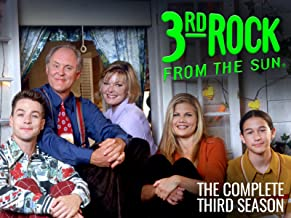 Best 3rd Rock from the Sun Review
