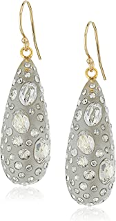 Alexis Bittar Diamond Dust Dewdrop Earrings