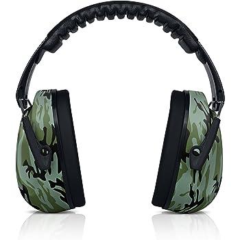 HEARTEK Noise Cancelling Headphones Kids Adult Earmuffs Shooting Ear Protection