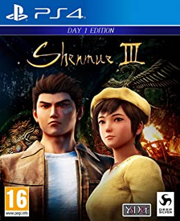 PS4 Shenmue III - Day One Edition (PS4)