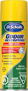 Dr. Scholl'S Odour Destroyers Sneaker Treater Spray 133 G