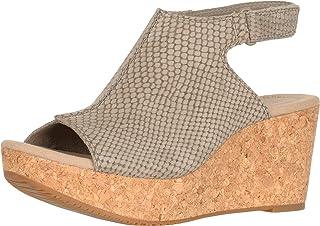 Clarks Women's Annadel Joy Wedge Sandal, US