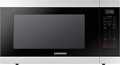 SAMSUNG Countertop Microwave Oven with 1.9 Cu. Ft. Capacity - Smart Sensor, Easy to Clean Interior, 950 Watts of Power, Au...