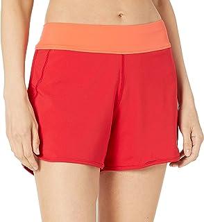 Amazon Essentials Women's Woven Swim Short