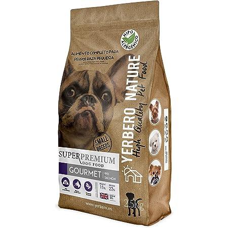 YERBERO Nature Grain Free Puppy Comida SIN Cereales para ...