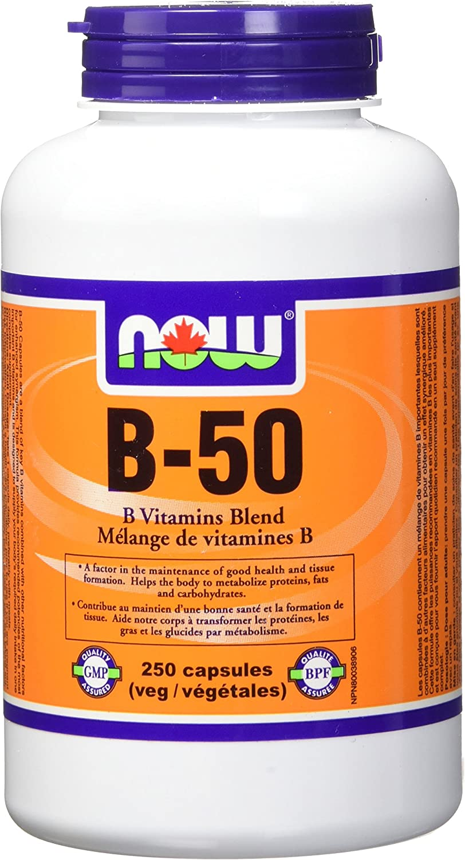 Vitamin B-50 - Sale 250 ZIN: capsules gift 405038