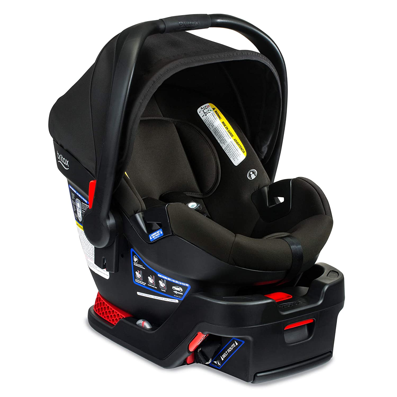 Britax Rapid rise B-Safe Gen2 Infant Car Black SALENEW very popular! Eclipse SafeWash Seat