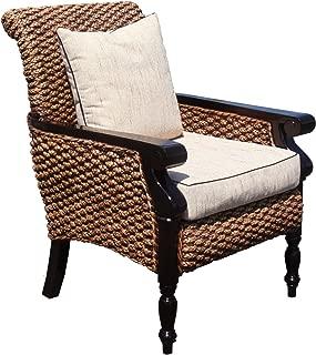 Water Hyacinth Milan Lazy Chair
