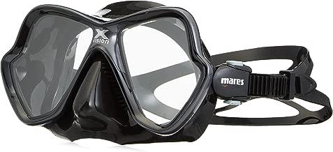 mares x vision ultra liquid skin mirrored mask