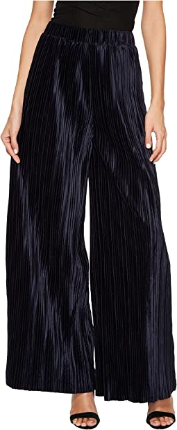 J.O.A. - Pleated Wide Leg Pants