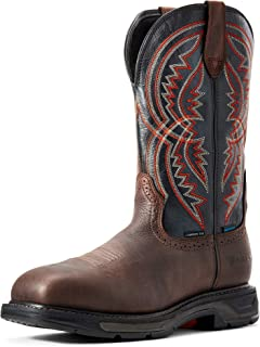 ARIAT Men's Workhog Xt Coil Waterproof Carbon Toe Work Boot