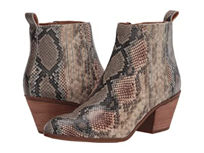 FRYE AND CO. Jacy Chelsea (Taupe Snake Embossed Leather) Women