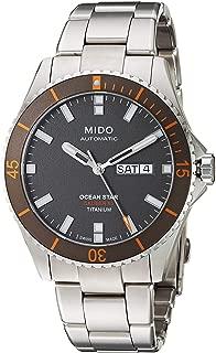 Best mido ocean star automatic titanium Reviews