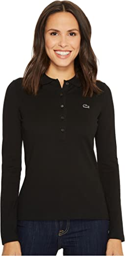 Lacoste - Long Sleeve Pique Polo