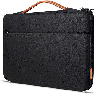 Inateck 14 Zoll Stoßfestes Laptop Tasche Hülle Wasserdicht Notebook Sleeve Case Schutzhülle Kompatibel mit 15 Zoll MacBook Pro 2016-2019,14 HP Stream 14/2017 ThinkPad X1 Yoga/14 ThinkPad A475