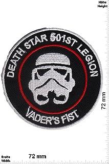 Iron On Movie zum aufb/ügeln Patch Star Wars Movie Round Starwars C-3PO Aufn/äher