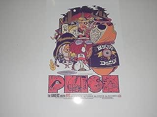 phish poster baker's dozen